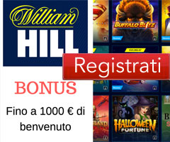 Gioca con William Hill
