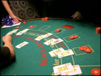 Contare le carte al Blackjack