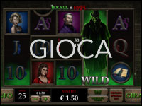 Gioca con la Slot Jekyll and Hyde