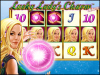 Luck Lady's Charm