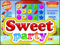 Slot Machine Sweet Party