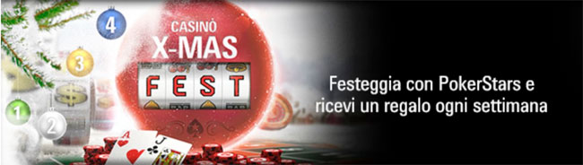 X-Mas PokerStars